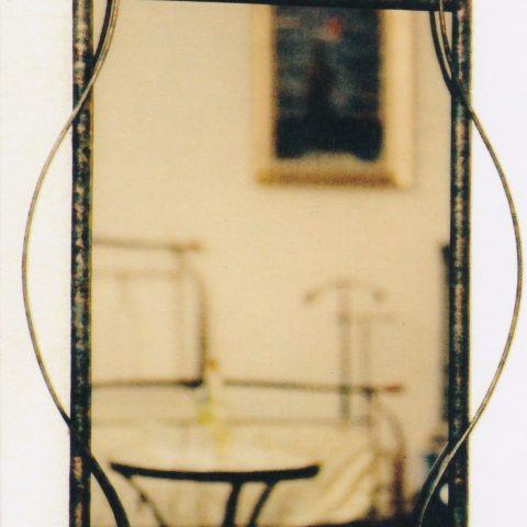 Specchio in ferro battuto SP 14