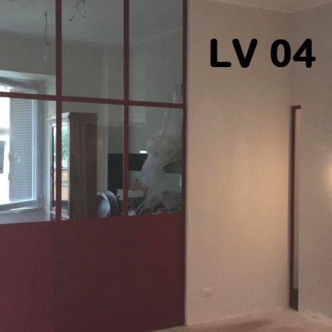 Vetrina in ferro LV 04