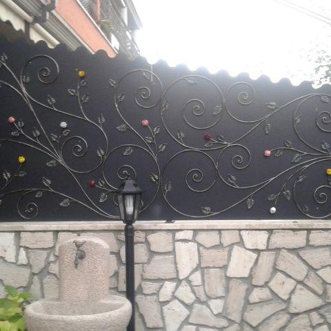 Pannello divisorio giardino LV 05