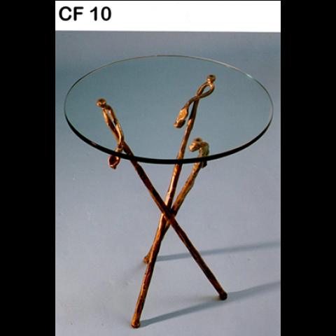 Comodino in ferro battuto CF 10