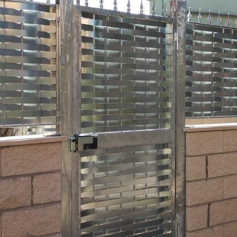 Cancello pedonale in ferro CP 29