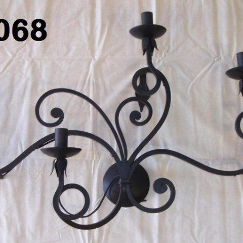 Applique in ferro battuto IL 068