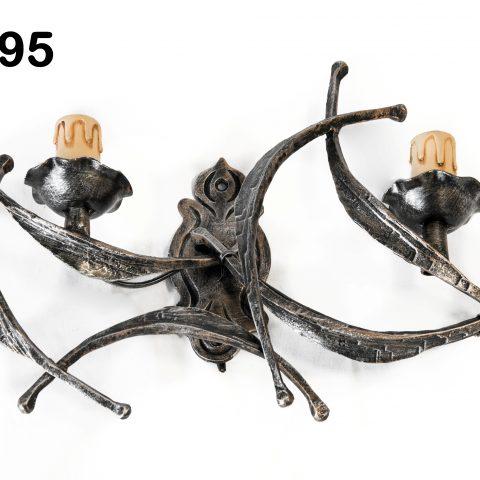 Applique in ferro battuto IL 095