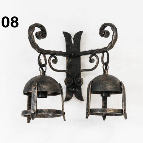 Applique in ferro battuto IL 108