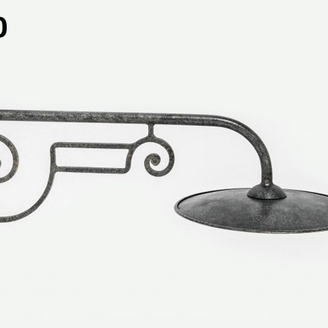 Lanterna in ferro battuto IL 110