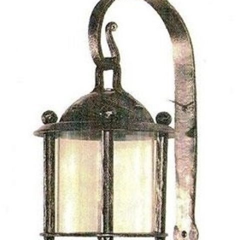 Lanterna in ferro battuto IL 116