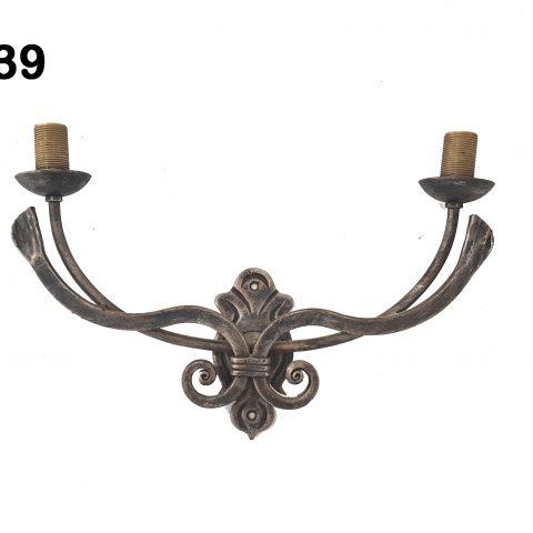 Applique in ferro battuto IL 139