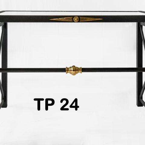Tavolo da pranzo in ferro battuto TP 24