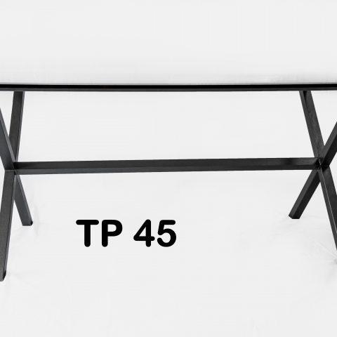 Tavolo da pranzo in ferro battuto TP 45