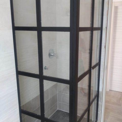 Box doccia in ferro  AB 12