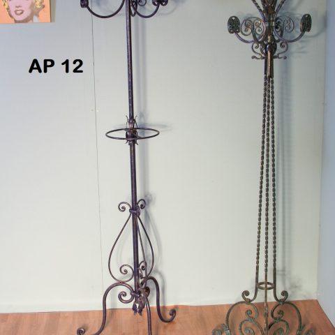 Appendiabiti in ferro battuto AP 12 – AP 13