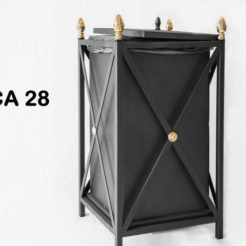 Bidoni spazzatura CA 28