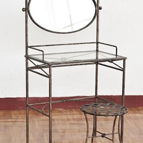 Cornice per specchio in ferro battuto SP 02