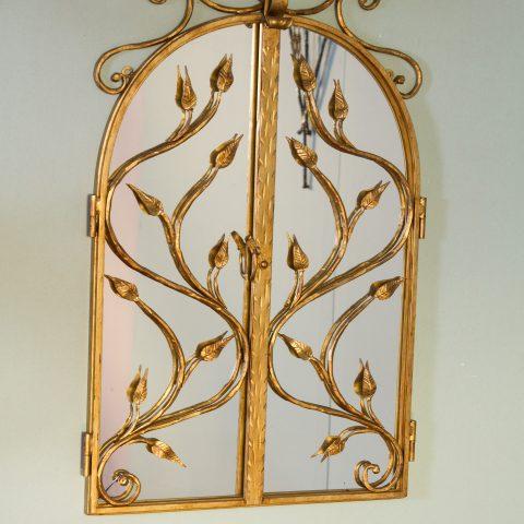 Cornice per specchio in ferro battuto SP 10