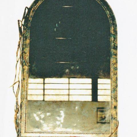 Cornice per specchio in ferro battuto SP 13