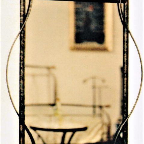 Cornice per specchio in ferro battuto SP 14