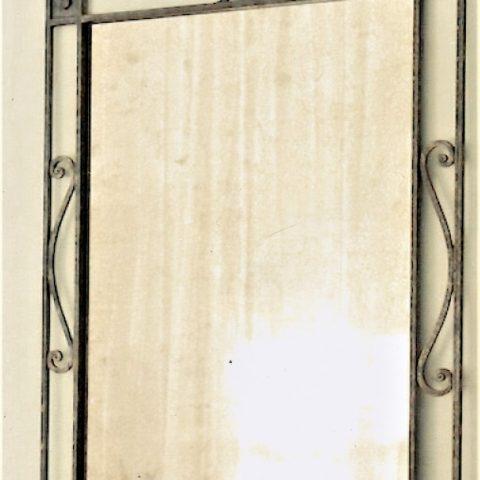 Cornice per specchio in ferro battuto SP 20